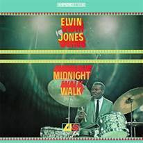 Elvin Jones - Midnight Walk - 180g LP