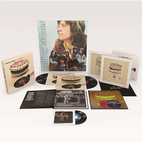 The Rolling Stones  - Let It Bleed - 50th Anniversary Edition Deluxe Boxset