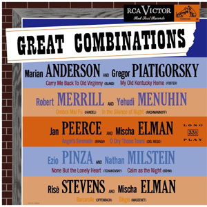 The Great Combinations - 180g  LP