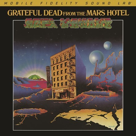 Grateful Dead - From The Mars Hotel - SACD