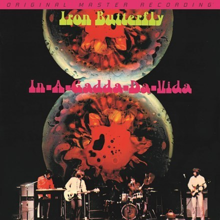 Iron Butterfly - In-A-Gadda-Da-Vida - SACD