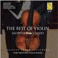 Salvatore Accardo - The Best Of Violin - 180g LP