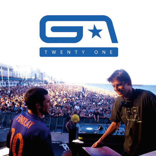 Groove Armada - Twenty One - 2LP