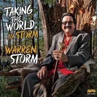 Warren Storm - Taking The World By Storm - 200g LP