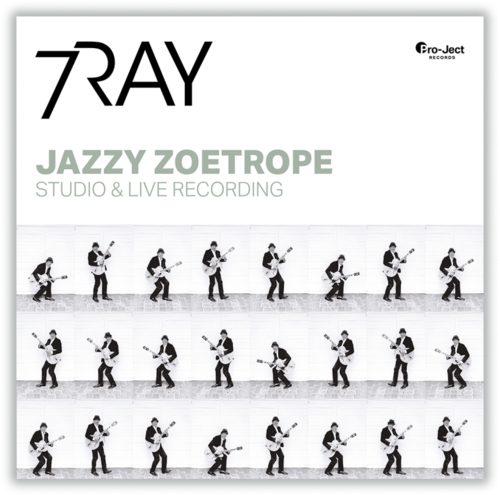 7RAY feat. Triple Ace - Jazzy Zoetrope - 180g 2LP