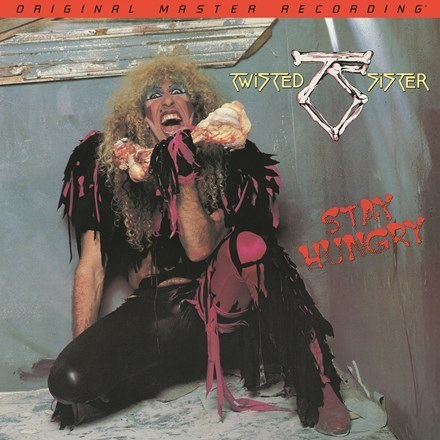 Twisted Sister - Stay Hungry - 180g LP