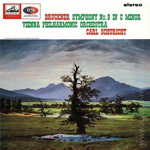 Bruckner - Symphony No. 8 In C Minor : Carl Schuricht : Vienna Philharmonic - 180g 2LP