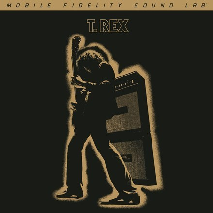 T. Rex - Electric Warrior - SACD