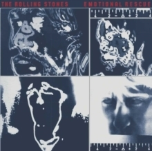 The Rolling Stones  -  Emotional Rescue  - 180g LP