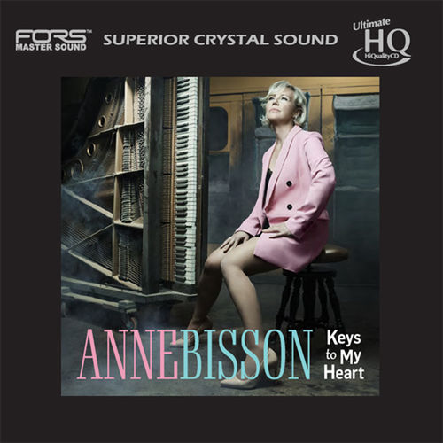 Anne Bisson - Keys To My Heart  - UHQCD