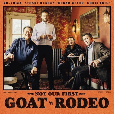 Yo-Yo Ma , Stuart Duncan  - Not Our First Goat Rodeo - 180g LP
