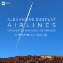 Alexandre Desplat - Airlines - LP
