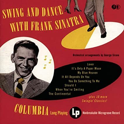 Frank Sinatra - Sing And Dance With Frank - SACD