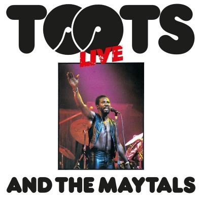 Toots and The Maytals - Live -180g LP
