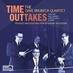 Dave Brubeck Quartet -  Time OutTakes   - LP