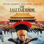 The Last Emperor  -   Ryuichi Sakamoto, David Byrne, and Cong Su : OST   180g LP