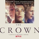 Martin Phipps - The Crown : Season 4 : OST - 180g LP