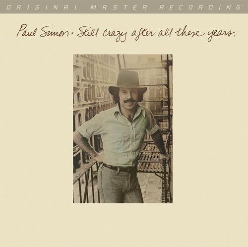Paul Simon - Still Crazy After All These Years - SACD